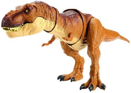 Matchbox Jurassic World Dinoszaurusz T-Rex  bc57694523