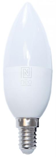 Immax Smart žárovka LED E14 5W teplá bílá, stmívatelná, Zigbee 3.0 - zánovné