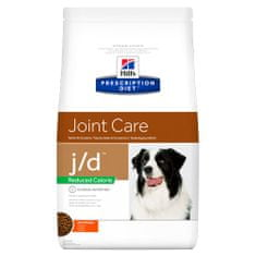 Hill's sucha karma dla psa Prescription Diet j/d Canine Reduced Calorie, 12 kg