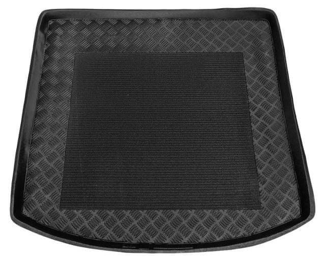 REZAW-PLAST Vana do kufru, pro VW Touran I 2003-2010, Touran II 2010-2015, s protiskluzem, černá