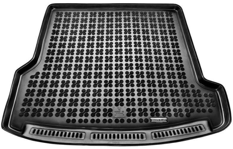 REZAW-PLAST Vana do kufru, pro VW Passat B5 Variant z let 1996-2005, černá