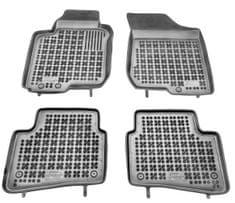 REZAW-PLAST Gumové koberce, sada 4 ks (2x přední, 2x zadní), pro vozy typu Hyundai, Kia Ceed