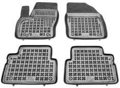 REZAW-PLAST Gumové koberce, sada 4 ks (2x přední, 2x zadní), Ford C-MAX od r. 2003 a a Ford Grand C-MAX od r. 2010