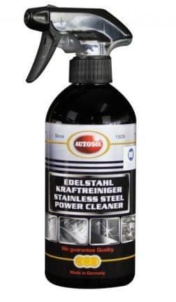 Autosol čistilo za nerjaveče jeklo Stainless Steel Cleaner, 500ml