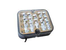 Golm LED vzvratna luč, 12 V, bela