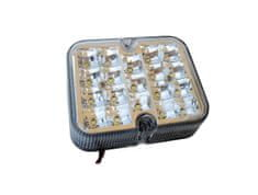 Tech LED vzvratna luč 12 V, bela