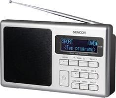 SENCOR SRD 6400 rádió