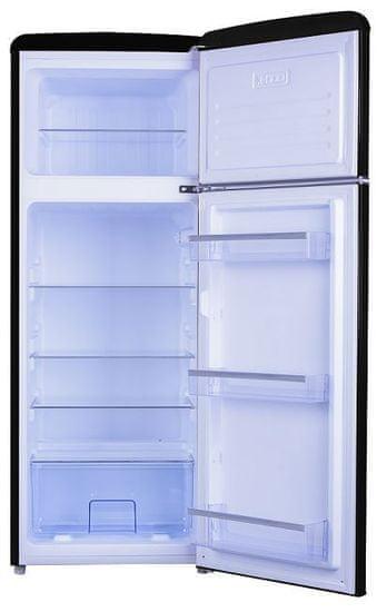 Amica lednice s mrazákem VD 1442 AB