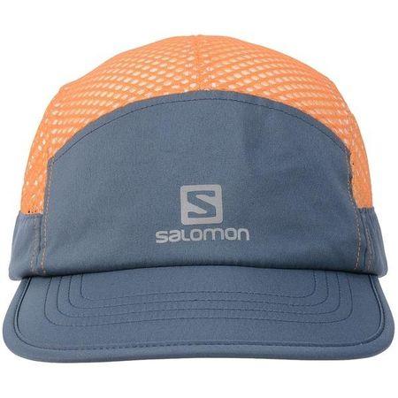 Salomon Air Logo Cap Vintage Indigo