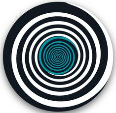 Nikidom Sada samolepiek Roller Wheel Stickers Circles