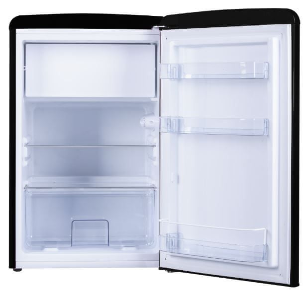 Amica retro lednice VT 862 AB - zánovní