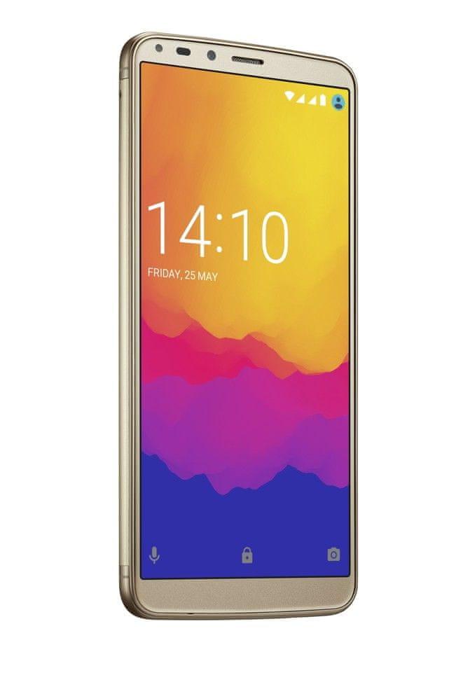 Prestigio Grace B7, Dual SIM, LTE, Gold