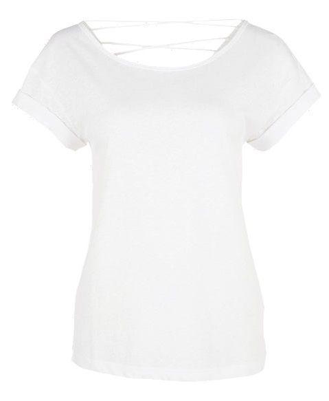 s.Oliver dámské tričko 42 bílá