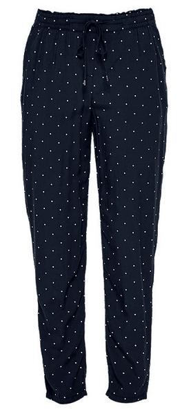 s.Oliver dámské kalhoty 40/32 modrá