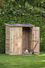 Vladeko Zahradní skříň na nářadí - dvoudveřová