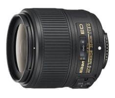 Nikon objektiv AF-S 35/1,8G ED