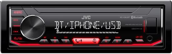 JVC radio samochodowe KD-X352BT