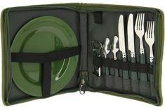 Ngt Jídelní Sada Day Cutlery Plus Set Camo