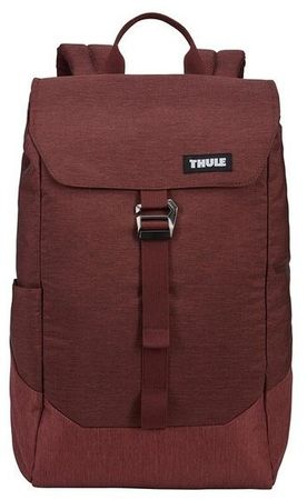 Thule nahrbtnik Lithos TLBP-113 dark burgundy, 16 L, rdeč