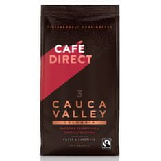 Cafédirect Colombia Cauca Valley mletá káva 227g