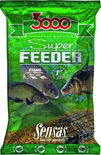 Sensas Krmení 3000 Super Feeder 1kg velká ryba