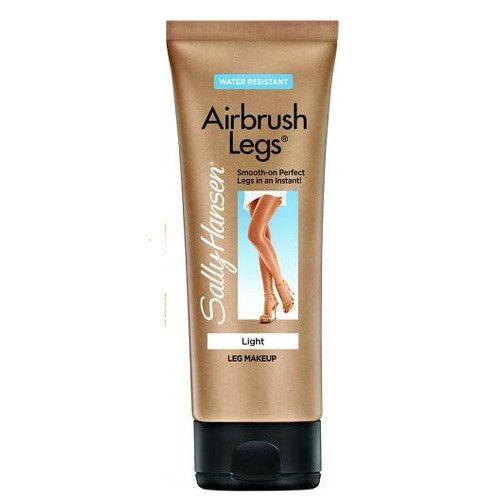 Sally Hansen Tónovací krém na nohy (Airbrush Legs Smooth) 118 ml (Odstín Tan)