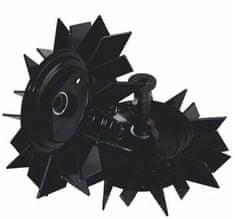 Texas kovinska kolesa za Futuro (TEX 9106570)