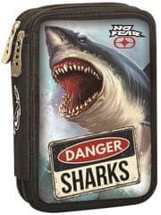 GIM dvojna peresnica No Fear shark