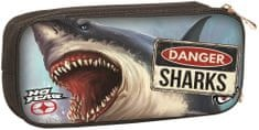 GIM ovalna peresnica No Fear Shark