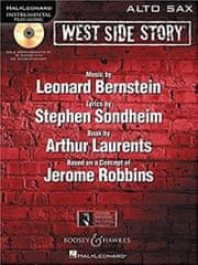 KN West Side Story Play-Along Noty pro saxofon