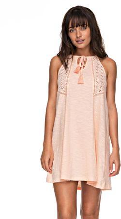 ROXY sukienka Enchantedisland J Ktdr, Mdr0 Tropical Peach, L