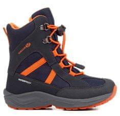 Geox chlapecké zimní boty New Alaska 44386a52fc