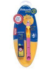 Pelikan olovka za dešnjake Griffix 2, roza