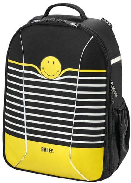 Herlitz Batoh be.bag airgo Smiley B&Y Strip