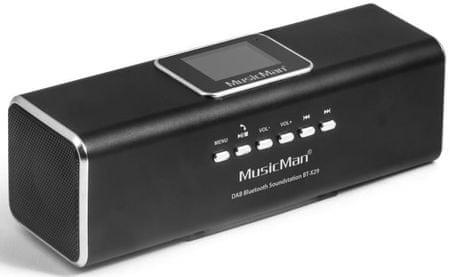 Technaxx MusicMan BT-X29 čierna