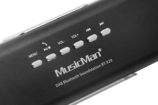 Technaxx MusicMan BT-X29 - zánovní