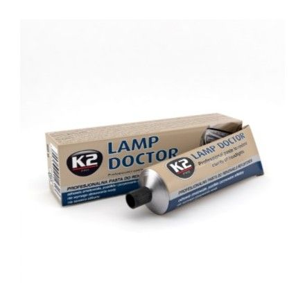 K2 pasta za poliranje rasvjete Lamp Doktor