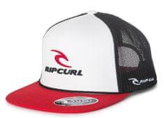 Rip Curl moška klasična kapa s šiltom Rc Classic, bela