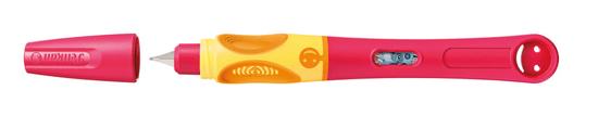 Pelikan Bombičkové pero pre ľavákov Griffix 4 červené