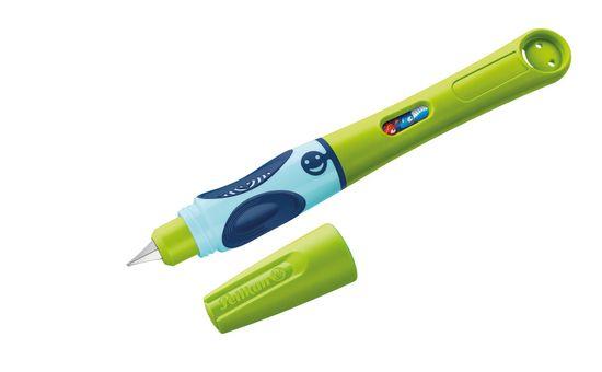 Pelikan Bombičkové pero pre pravákov Griffix 4 zelené