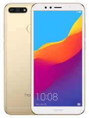 Honor 7A, 3+32 GB, Gold Kamera