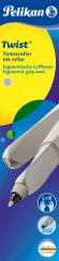 Pelikan Inkoustový roller Twist Classic, světle šedý
