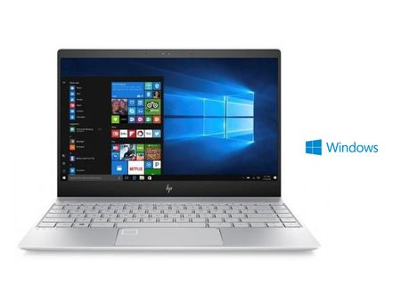 HP prenosnik Envy 13-ad102nn i5-8250U/8GB/SSD256GB/13,3FHD/W10H (2ZG81EA)