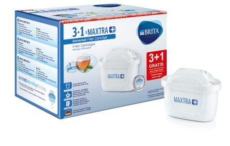Brita MaxtraPlus Pack 4 (3+1 zdarma)