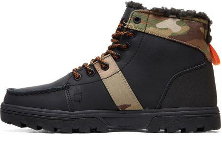8a6e487e4 DC Woodland M Boot Kmi Black/Multi 42,5 | MALL.SK