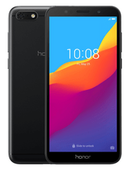 Honor 7S, Black
