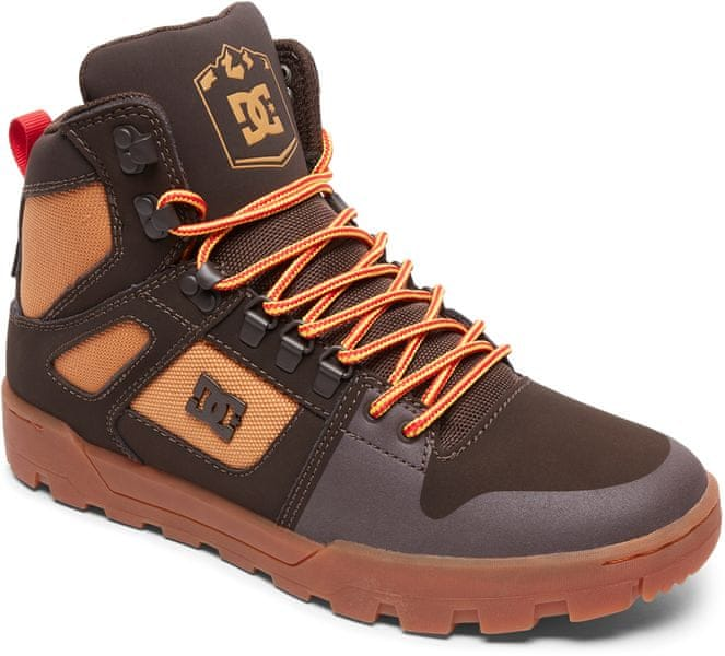 DC Pure Ht Wr Boot M Boot Ch6 Chocolate Brown 42,5