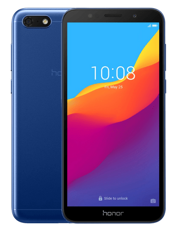 Honor 7S, Blue