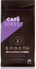 Cafédirect Arabika Smooth mletá káva s tóny mléčné čokolády 100% Arabika, 227g