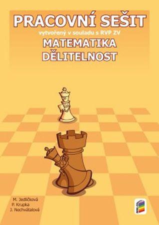 Matematika - Dělitelnost (pracovní sešit)
